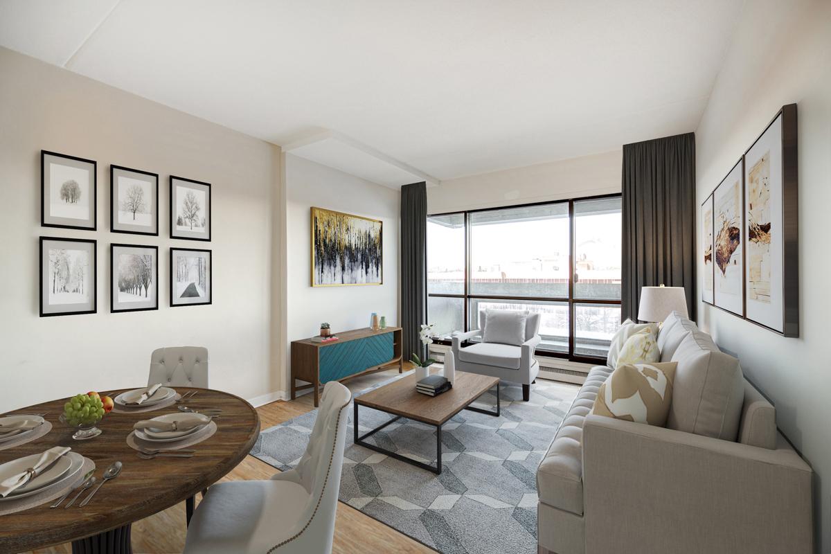 2 bedroom Apartments for rent in Quebec City at Les Jardins de Merici - Photo 21 - RentersPages – L407783