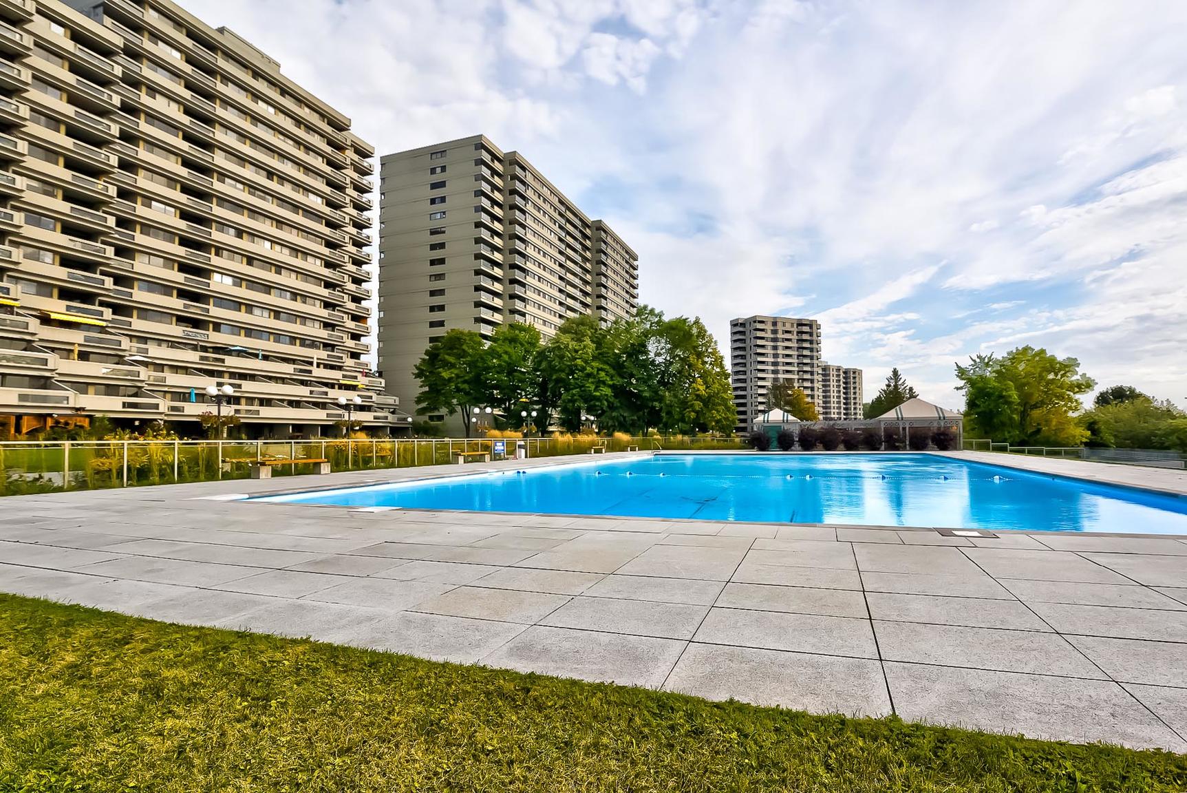 2 bedroom Apartments for rent in Quebec City at Les Jardins de Merici - Photo 31 - RentersPages – L407783