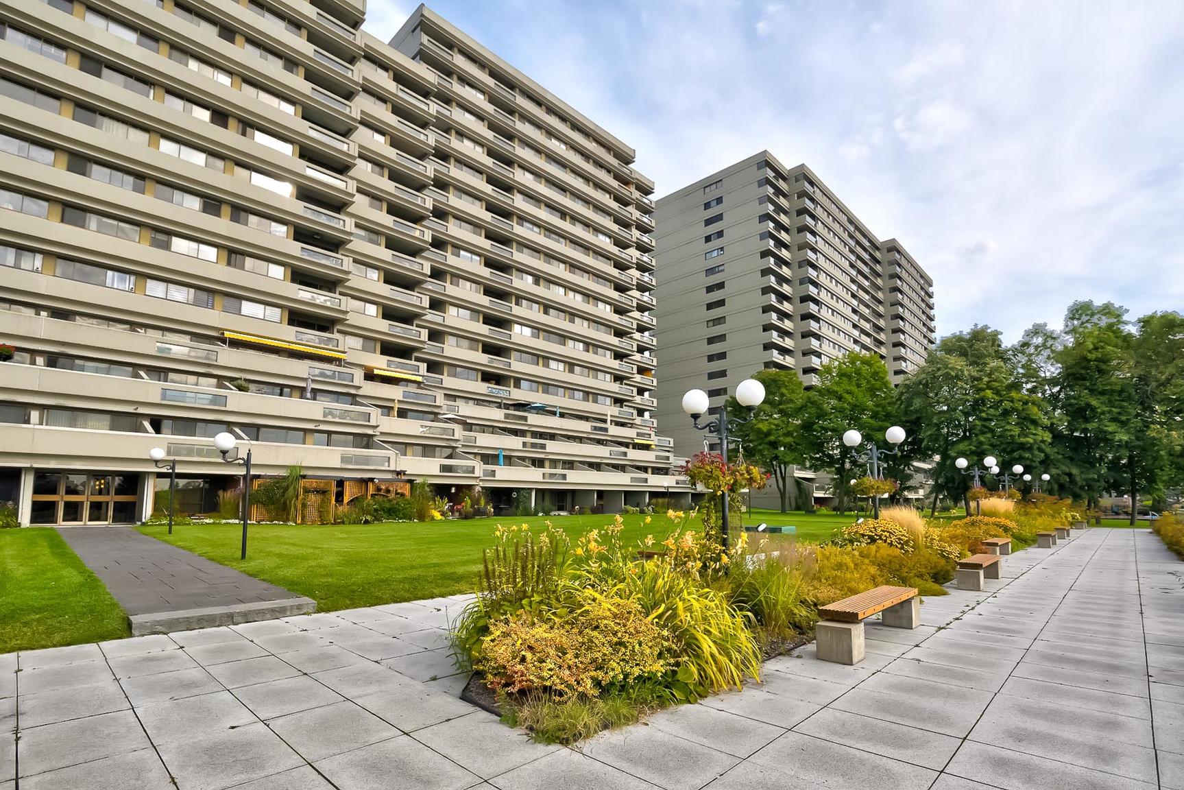 2 bedroom Apartments for rent in Quebec City at Les Jardins de Merici - Photo 35 - RentersPages – L407783