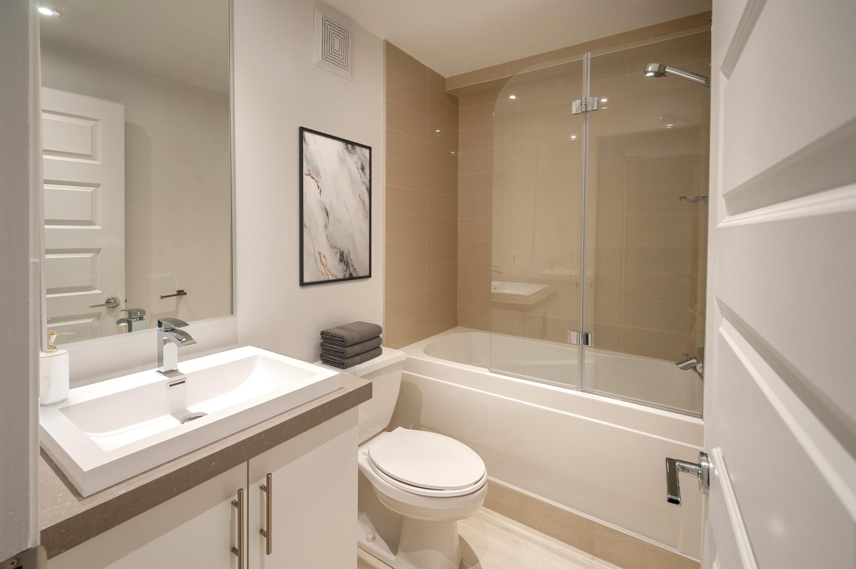 2 bedroom Apartments for rent in Quebec City at Les Jardins de Merici - Photo 20 - RentersPages – L407783
