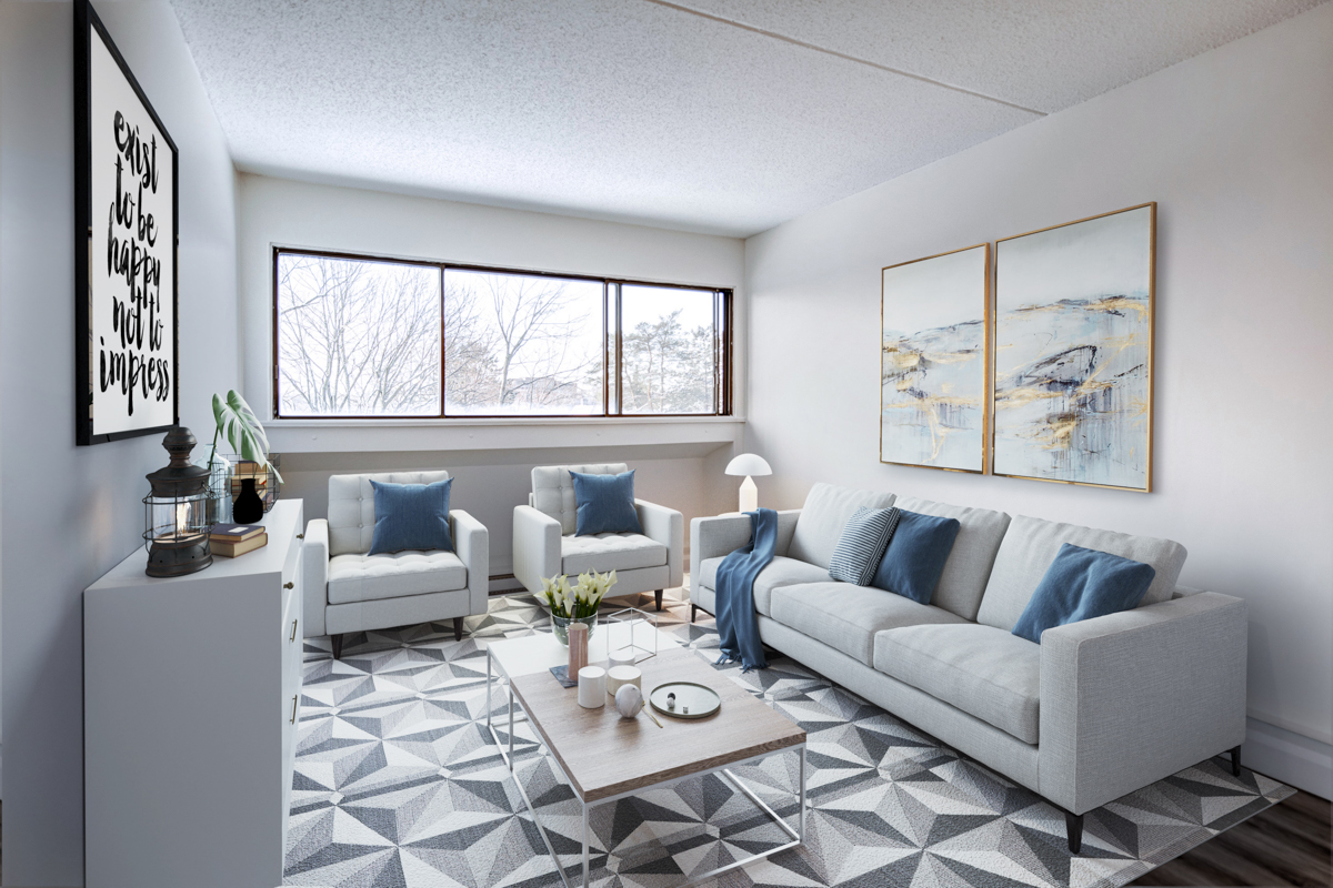 2 bedroom Apartments for rent in Quebec City at Les Jardins de Merici - Photo 06 - RentersPages – L407783