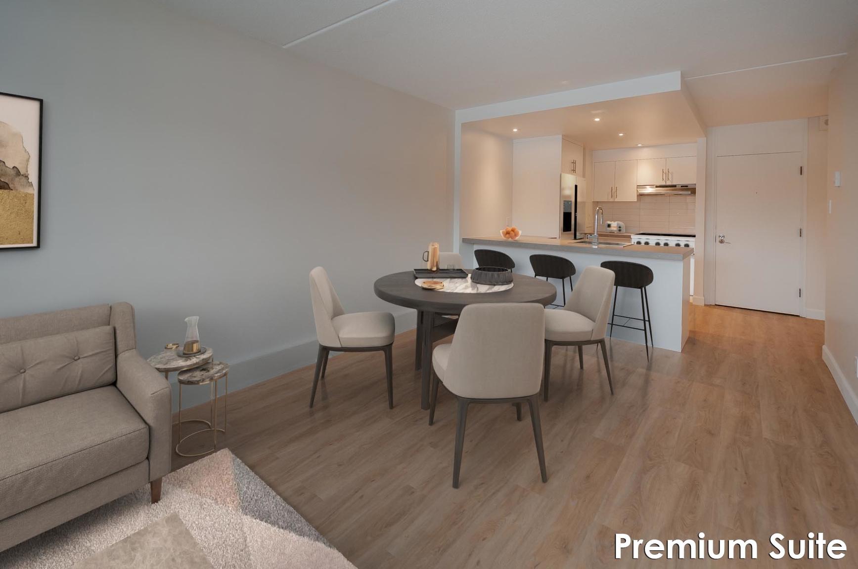 2 bedroom Apartments for rent in Quebec City at Les Jardins de Merici - Photo 14 - RentersPages – L407783