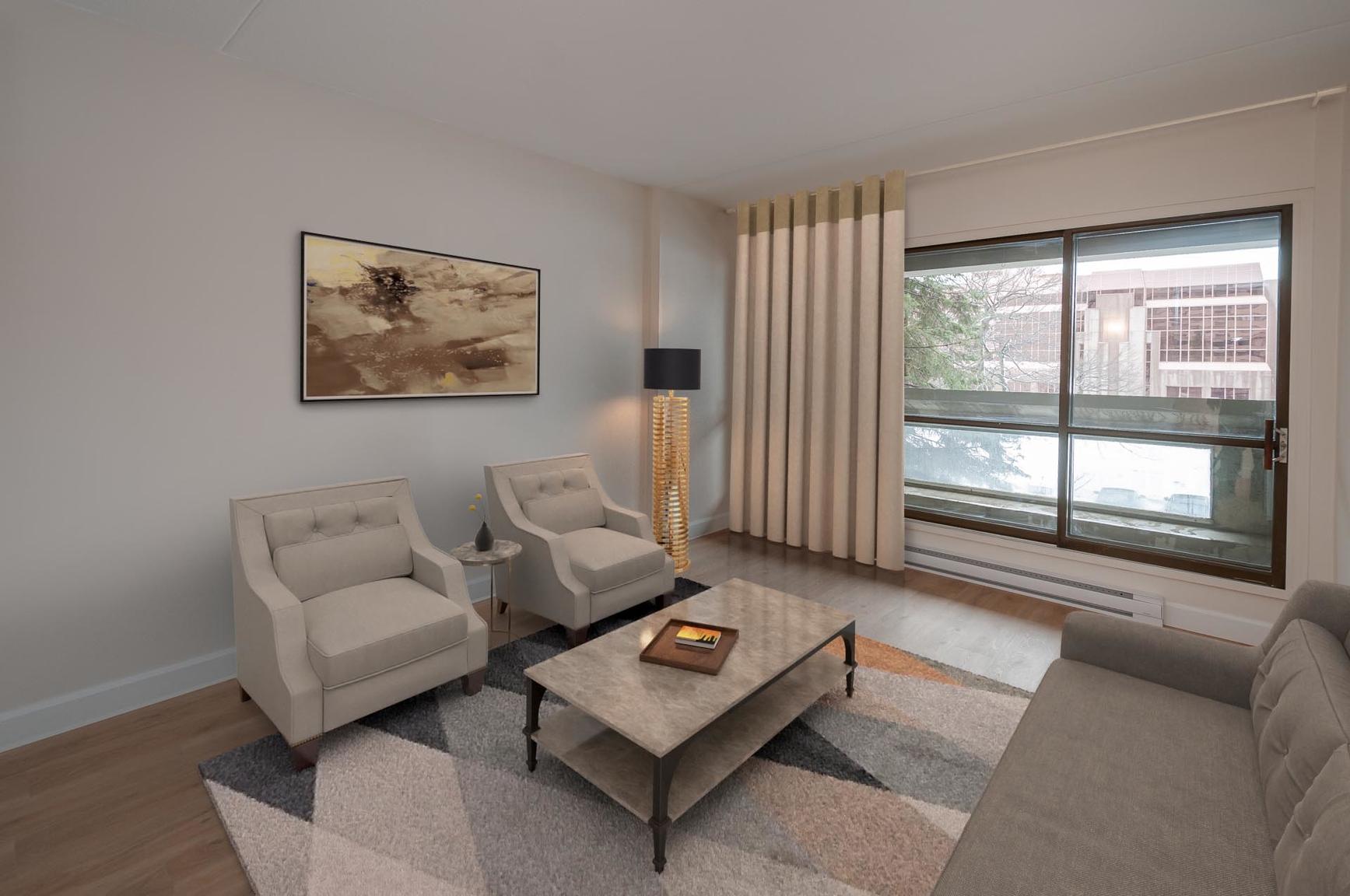 2 bedroom Apartments for rent in Quebec City at Les Jardins de Merici - Photo 16 - RentersPages – L407783