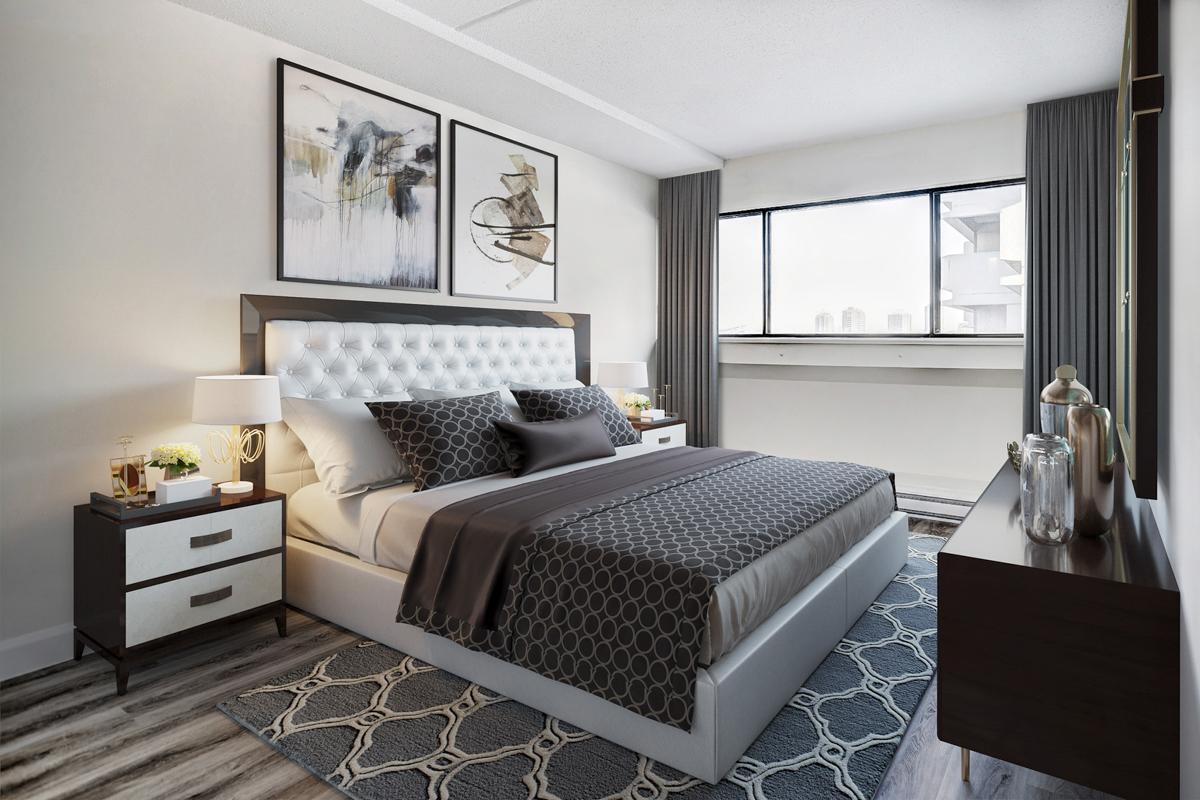 2 bedroom Apartments for rent in Quebec City at Les Jardins de Merici - Photo 10 - RentersPages – L407783