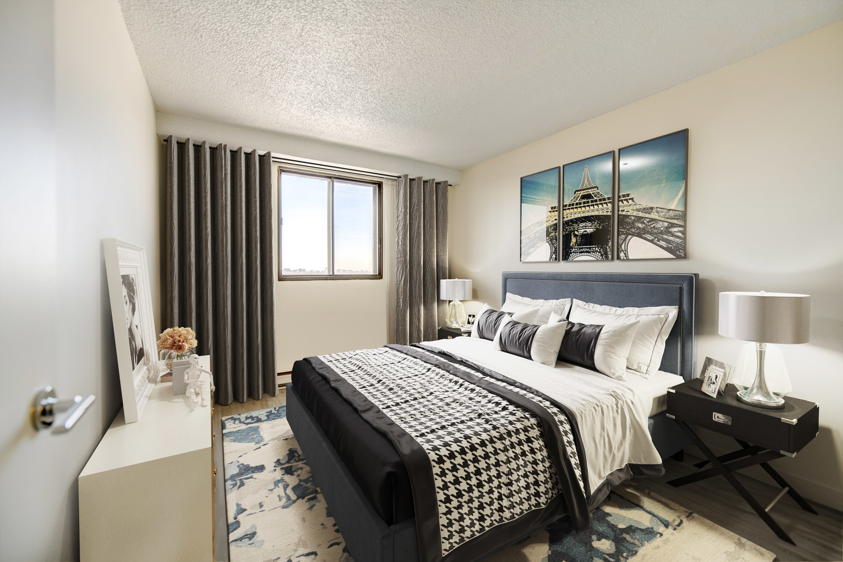 1 bedroom Apartments for rent in Laval at Le Quatre Cent - Photo 04 - RentersPages – L407184