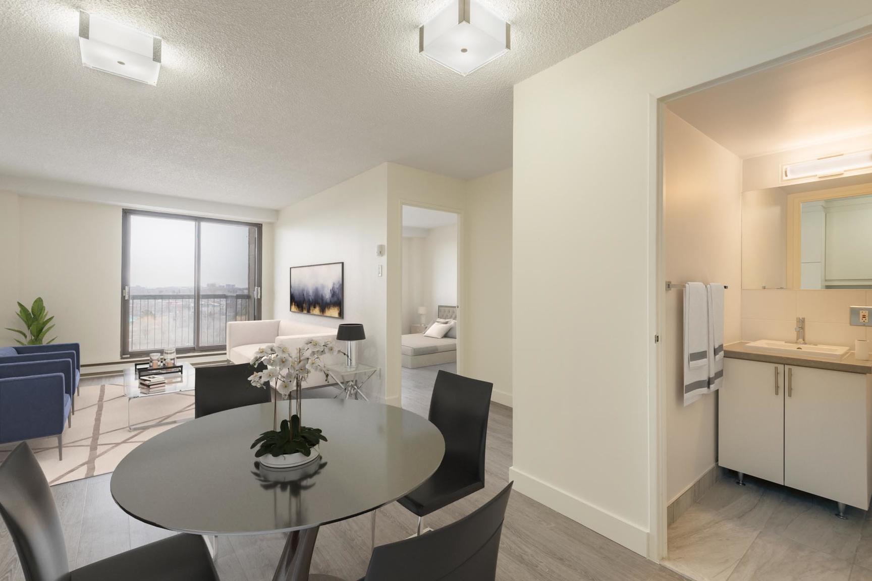 1 bedroom Apartments for rent in Laval at Le Quatre Cent - Photo 11 - RentersPages – L407184