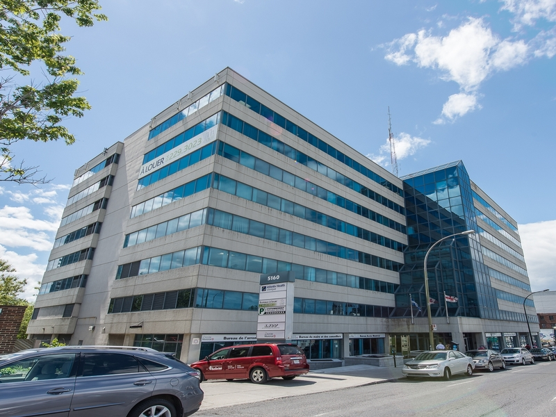 General office for rent in Cote-des-Neiges at 5160-Decarie - Photo 03 - RentersPages – L179951