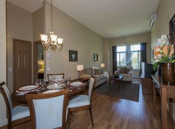 1 bedroom Independent living retirement homes for rent in Levis at Jazz Levis - Photo 04 - RentersPages – L19561