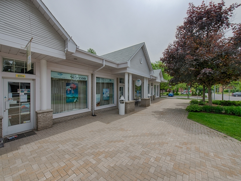 General office for rent in Rosemere at Jardins-Rosemere - Photo 02 - RentersPages – L181005