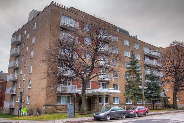1 bedroom Apartments for rent in Notre-Dame-de-Grace at Americana - Photo 01 - RentersPages – L358611