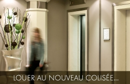 Studio / Bachelor Apartments for rent in Montreal (Downtown) at Nouveau Colisee - Photo 01 - RentersPages – L23177