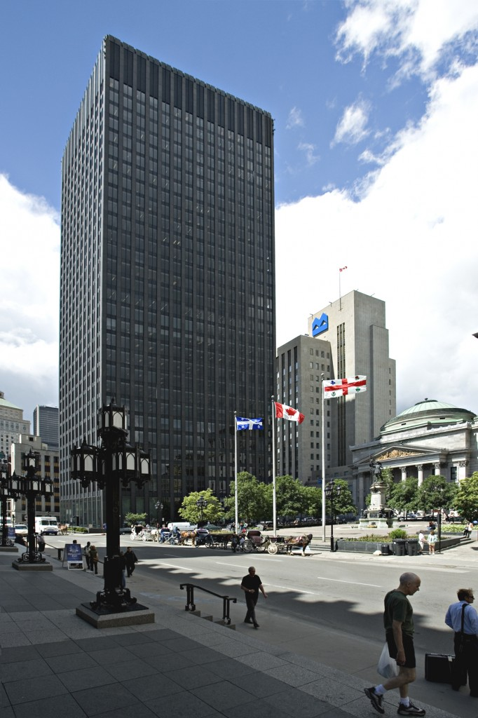 General office for rent in Montreal (Downtown) at 500 Place D'Armes - Photo 05 - RentersPages – L12776