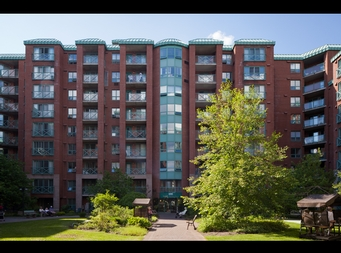 1 bedroom Independent living retirement homes for rent in Quebec City at Le St-Patrick - Photo 02 - RentersPages – L19576