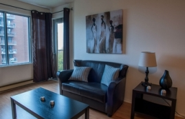 Studio / Bachelor Independent living retirement homes for rent in Montreal-North at Complexe Gouin-Langelier - Photo 01 - RentersPages – L19519