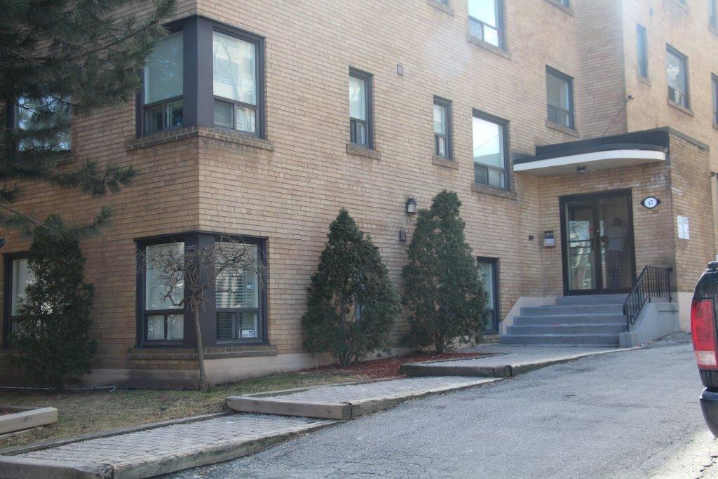 Studio / bachelor apartments for rent Hamilton at 47 Bold ...