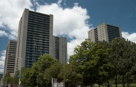 luxurious 1 bedroom Apartments for rent in North-York at Sheppard Centre - Photo 01 - RentersPages – L2698