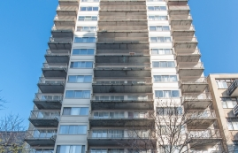 1 bedroom Apartments for rent in Montreal (Downtown) at Le Barcelona - Photo 01 - RentersPages – L6052
