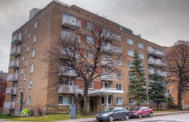 1 bedroom Apartments for rent in Notre-Dame-de-Grace at Americana - Photo 01 - RentersPages – L395962