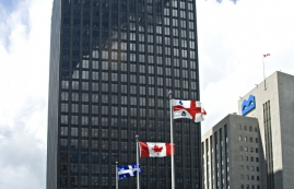 General office for rent in Montreal (Downtown) at 500 Place D'Armes - Photo 01 - RentersPages – L12774