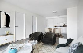 2 bedroom Apartments for rent in Quebec City at Les Appartements du Verdier - Photo 01 - RentersPages – L407124