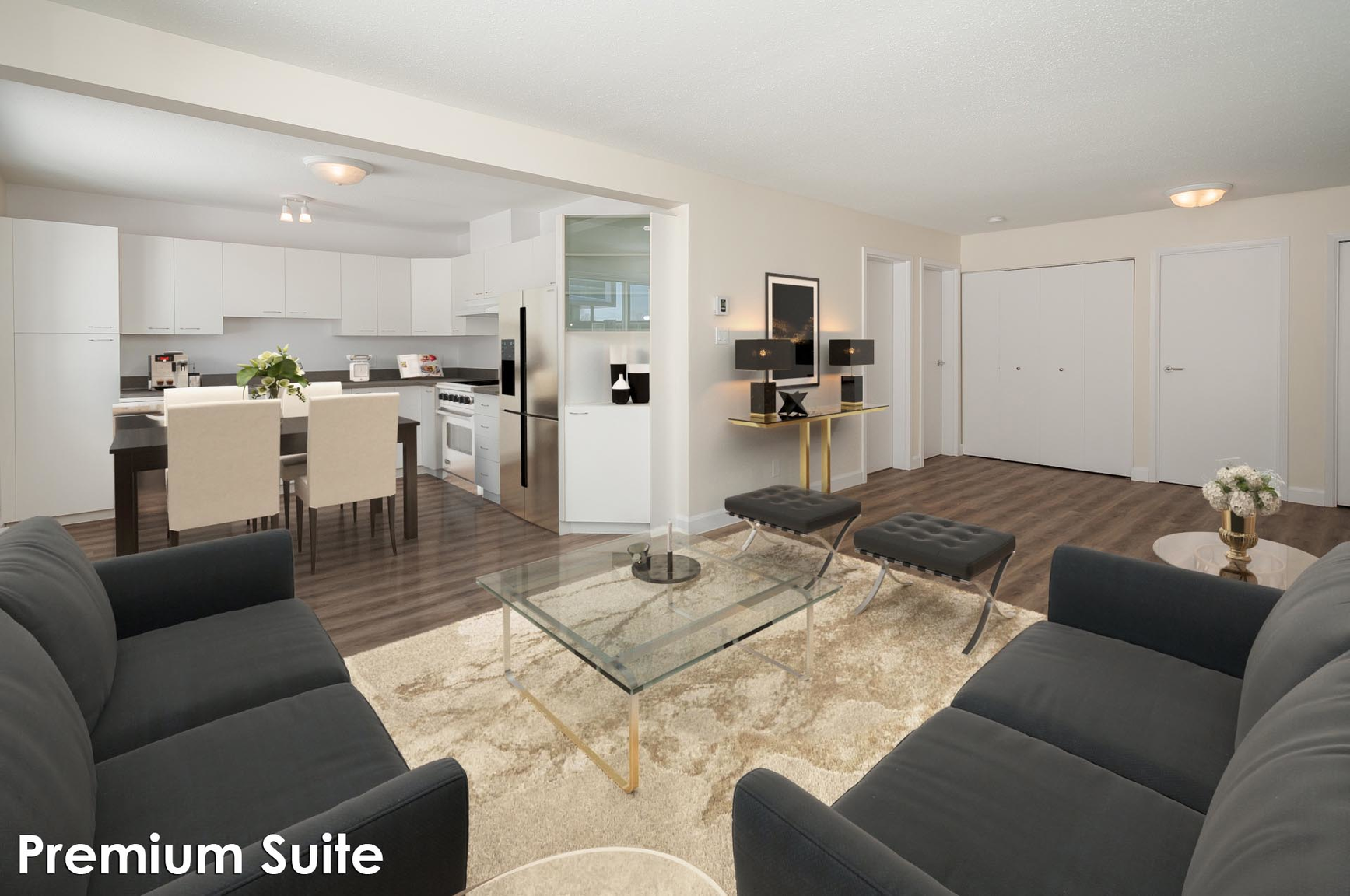 2 bedroom Apartments for rent in Quebec City at Les Appartements du Verdier - Photo 19 - RentersPages – L407124