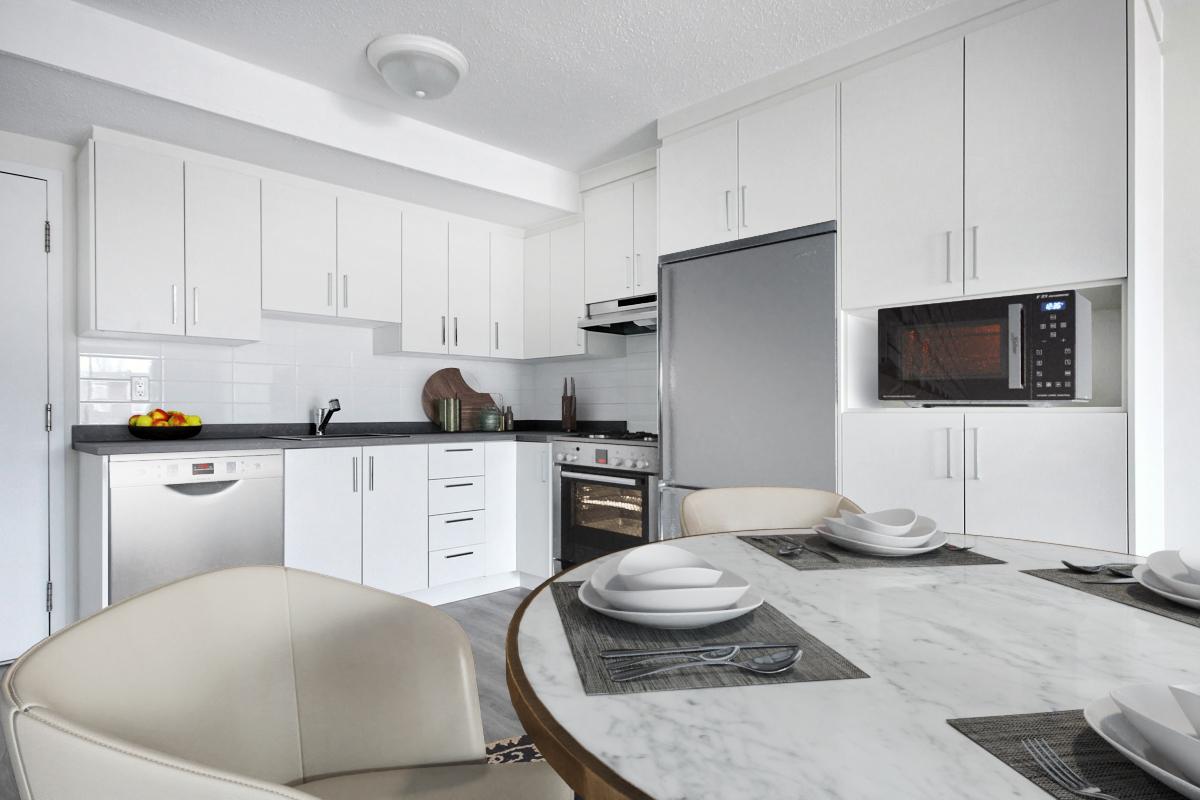 2 bedroom Apartments for rent in Quebec City at Les Appartements du Verdier - Photo 03 - RentersPages – L407124