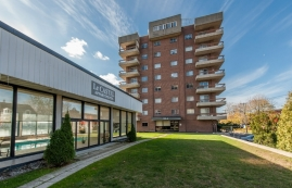 2 bedroom Apartments for rent in Laval at Le Castel de Laval - Photo 01 - RentersPages – L6088