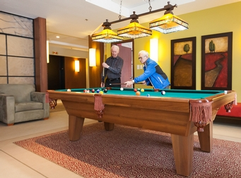 2 bedroom Independent living retirement homes for rent in Sainte Foy at Jazz Ste-Foy - Photo 02 - RentersPages – L19566