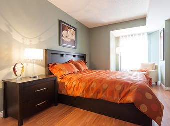 2 bedroom Independent living retirement homes for rent in Sainte Foy at Jazz Ste-Foy - Photo 09 - RentersPages – L19566