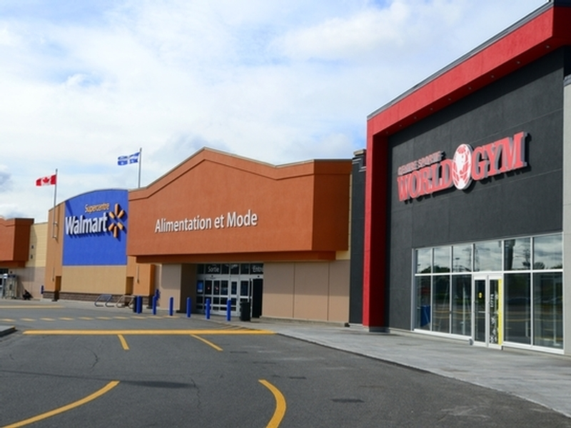 Shopping center for rent in Trois-Rivieres at Carrefour-Trois-Rivieres-Ouest - Photo 01 - RentersPages – L179958
