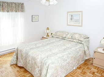 2 bedroom Independent living retirement homes for rent in Victoriaville at Villa St-Georges - Photo 02 - RentersPages – L19317