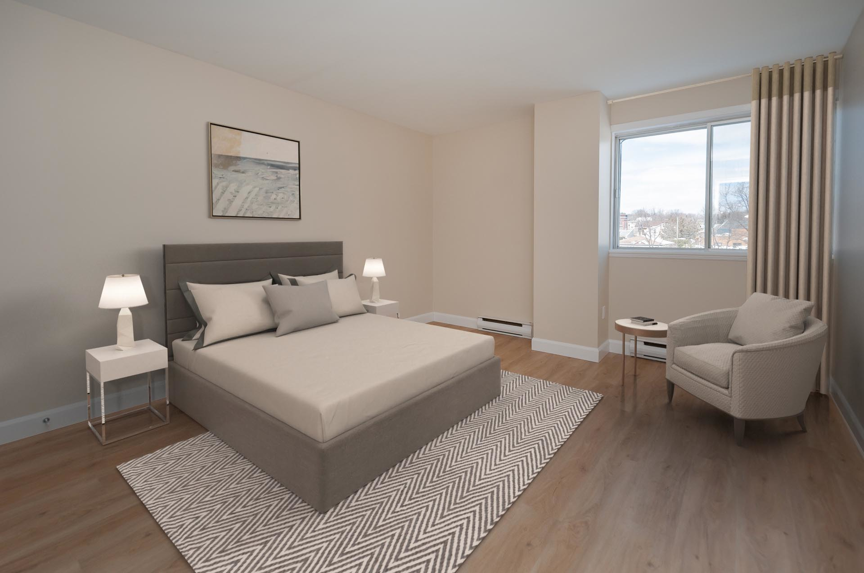 1 bedroom Apartments for rent in Quebec City at Place Charlesbourg - Photo 08 - RentersPages – L407126