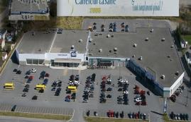 Shopping center for rent in La Sarre at Carrefour-La-Sarre - Photo 01 - RentersPages – L181064