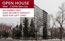 2 bedroom Apartments for rent in Edmonton at Grandin Tower - Photo 01 - RentersPages – L395703