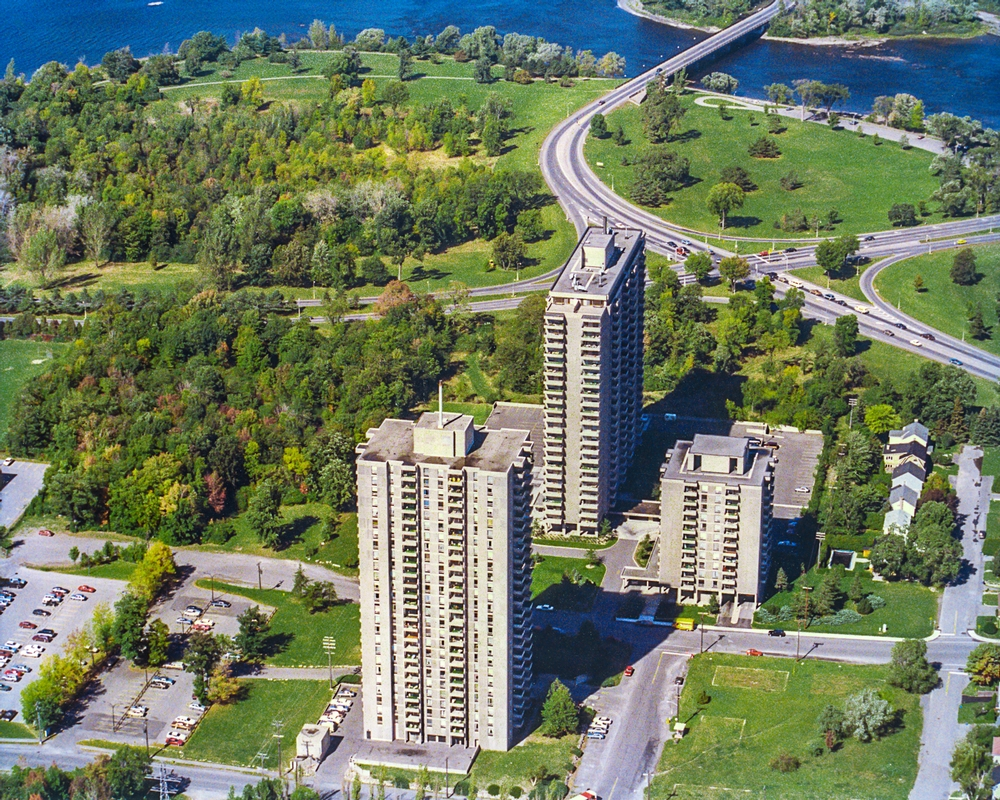 1 bedroom apartments for rent Ottawa at Island Park Towers ...