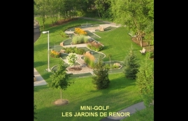3 bedroom Independent living retirement homes for rent in Laval at Les Jardins de Renoir - Photo 01 - RentersPages – L19480
