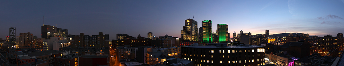 luxurious 1 bedroom Condos for rent in Montreal (Downtown) at 1255 de Bullion - Photo 05 - RentersPages – L119808