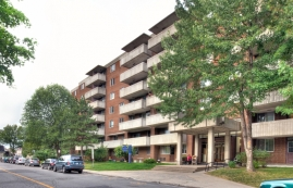 1 bedroom Apartments for rent in Kirkland at Promenade Canvin - Photo 01 - RentersPages – L9540