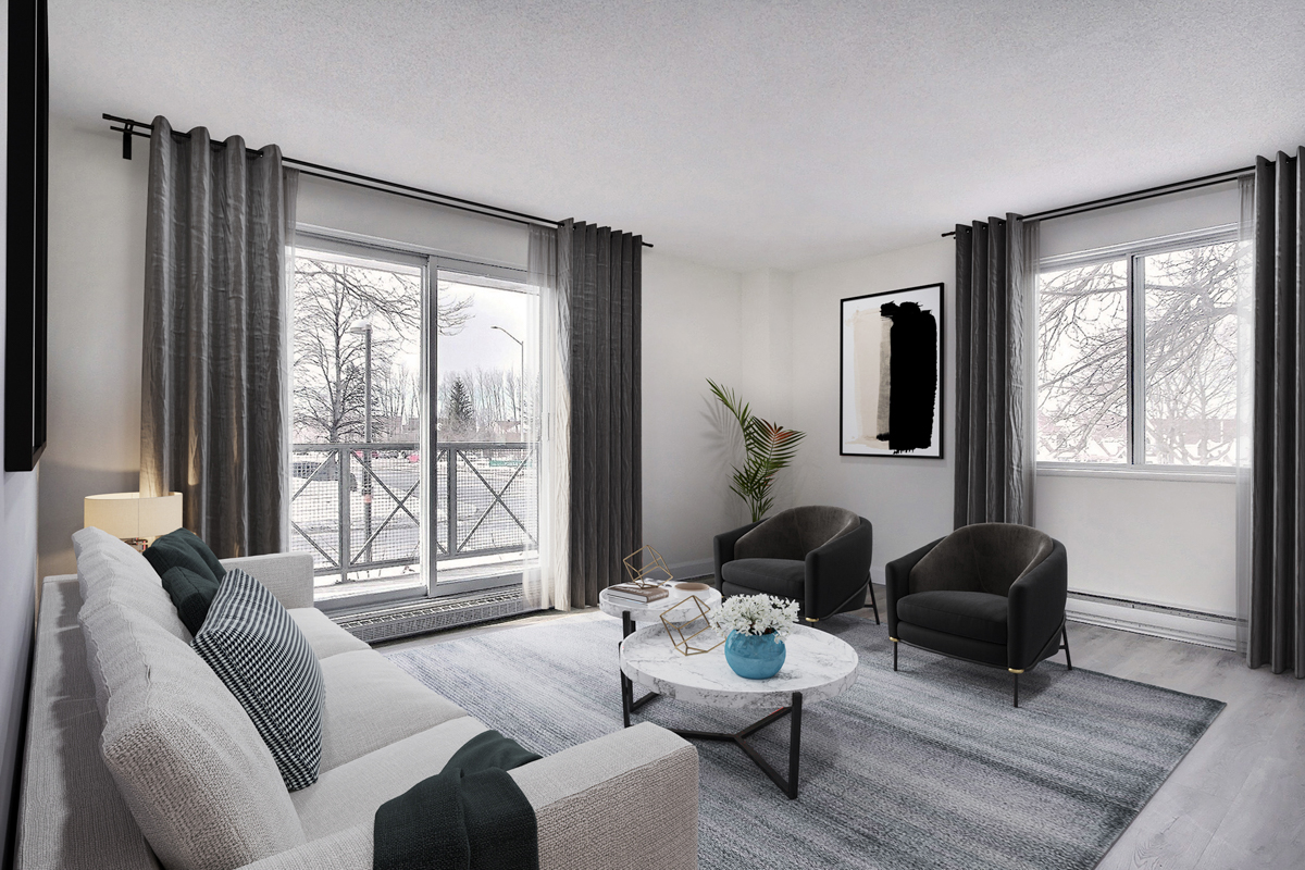 1 bedroom Apartments for rent in Quebec City at Complexe Laudance - Photo 09 - RentersPages – L407139