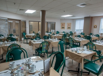 1 bedroom Independent living retirement homes for rent in Montreal-North at Complexe Gouin-Langelier - Photo 01 - RentersPages – L19520