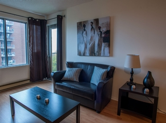 1 bedroom Independent living retirement homes for rent in Montreal-North at Complexe Gouin-Langelier - Photo 09 - RentersPages – L19520