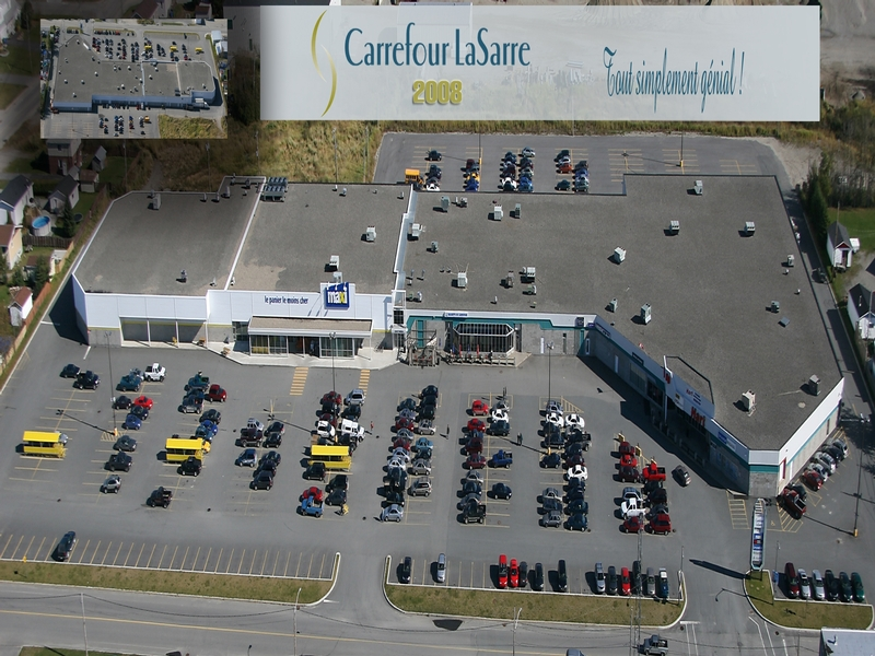 Shopping center for rent in La Sarre at Carrefour-La-Sarre - Photo 07 - RentersPages – L181061