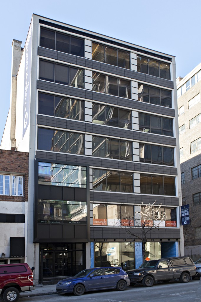 General office for rent in Montreal (Downtown) at 2160 De La Montagne - Photo 02 - RentersPages – L12762