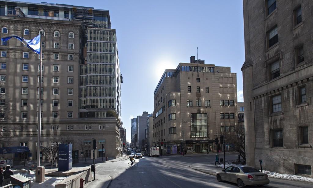 General office for rent in Montreal (Downtown) at 2160 De La Montagne - Photo 07 - RentersPages – L12762