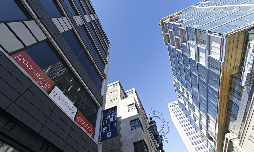 General office for rent in Montreal (Downtown) at 2160 De La Montagne - Photo 09 - RentersPages – L12762