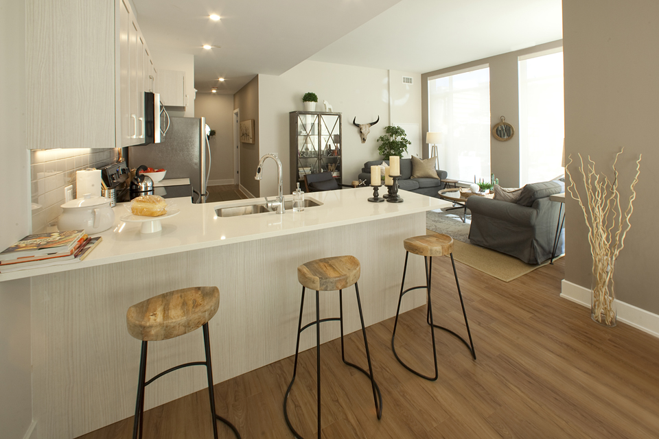 luxurious 1 bedroom Apartments for rent in Ottawa at Nuovo - Photo 06 - RentersPages – L399914