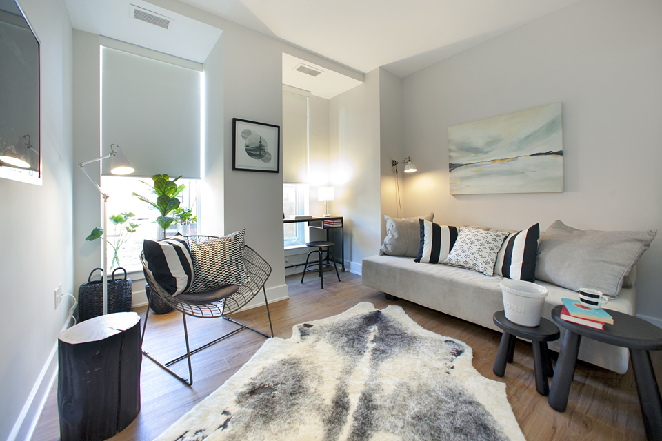 luxurious 1 bedroom Apartments for rent in Ottawa at Nuovo - Photo 10 - RentersPages – L399914