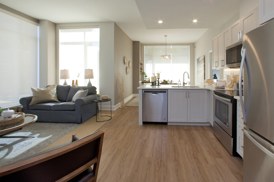 luxurious 1 bedroom Apartments for rent in Ottawa at Nuovo - Photo 02 - RentersPages – L399914