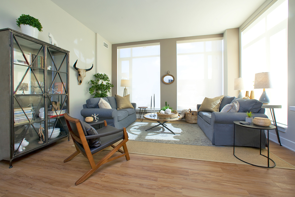luxurious 1 bedroom Apartments for rent in Ottawa at Nuovo - Photo 12 - RentersPages – L399914