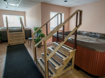 2 bedroom Independent living retirement homes for rent in McMasterville at Residences Richeloises - Photo 06 - RentersPages – L19508